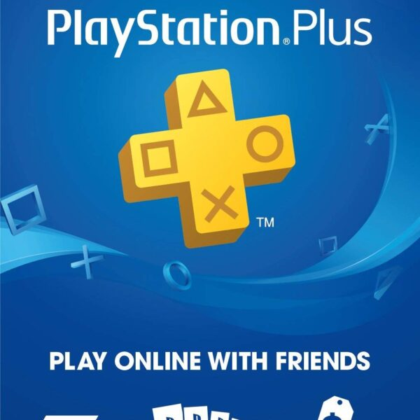 Playstation Currency & Subscriptions