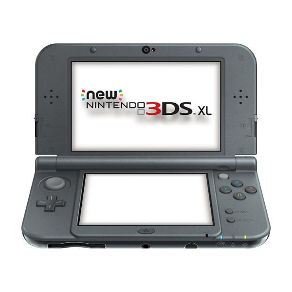 New 3DS Consoles