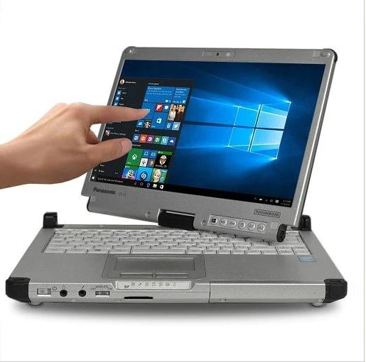 Panasonic Toughbook CF-C2, Intel Core i5 8G 500GB Touch